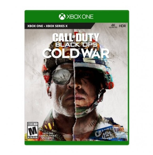 Call of Duty: Black Ops - Cold War (Xbox One & Xbox Series X)