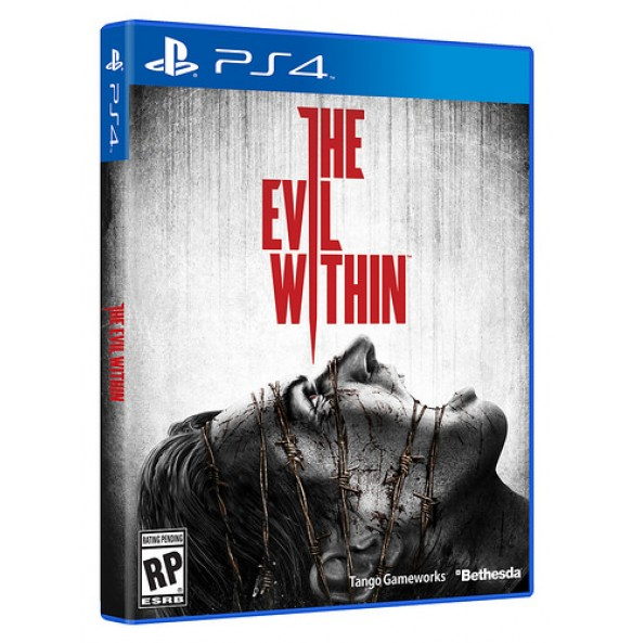 The Evil Within PS4 Rabljena