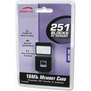 Game Cube memory kartica 16MB za WII konzolo