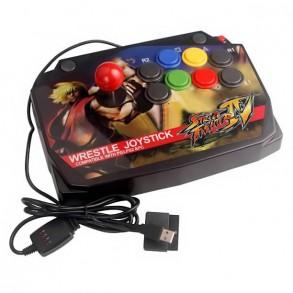 Wrestle Joystick Street Fighter PS2-PS3-PC