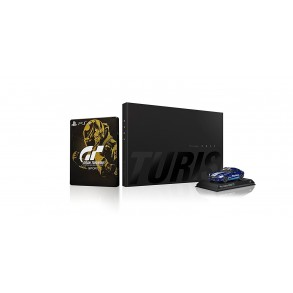 GT Sport Collectors Edition  PS4