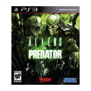 Aliens vs. Predator PS3