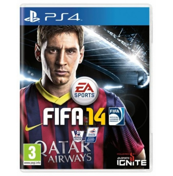 Fifa 14 PS4 RABLJENA