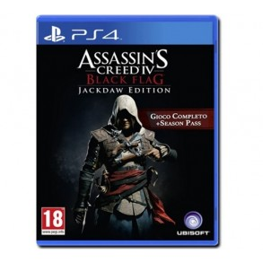 ASSASSIN'S CREED IV: BLACK FLAG JACKDAW EDITION PS4