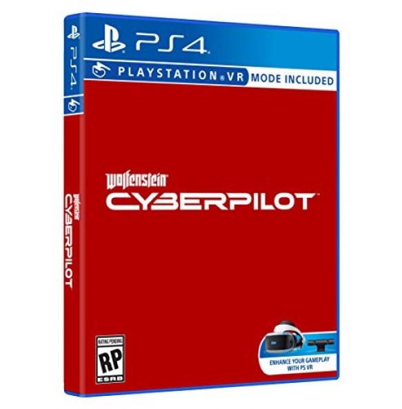 Wolfenstein: Cyberpilot - PSVR  PS4