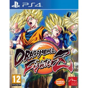 Dragonball FighterZ PS4