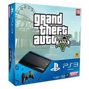 PS3 ULTRASLIM 500GB 6 MESEČNA GARANCIJA 10X IGRE PLAYGAME PAKET