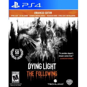 DYING LIGHT: ENHANCED EDITION   PS4 XBOX ONE