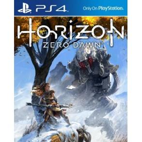 Horizon:Zero Dawn  PS4 PS4 exclusive