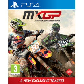 MXGP - THE OFFICIAL MOTOCROSS VIDEOGAME PS4  Rabljena