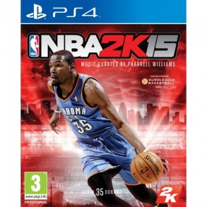 NBA 2K15 PS4 Rabljena