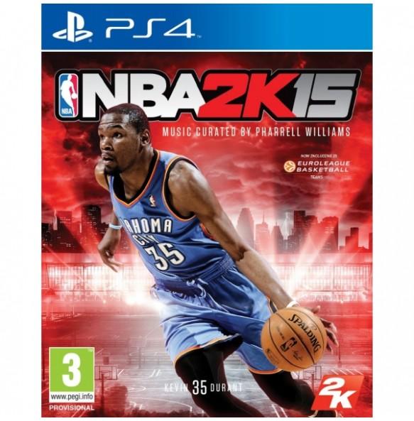 NBA 2K15 PS4 Rabljena
