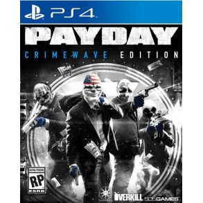 Payday 2: Crimewave Edition /PS4-xbox one