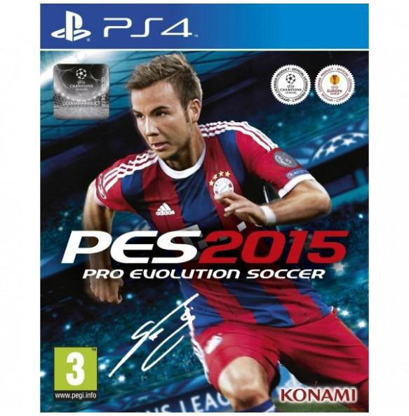 PES 2015 Pro Evolution Soccer 2015  PS4 Rabljena