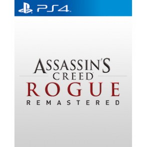 Assassin's Creed Rogue Remastered PS4