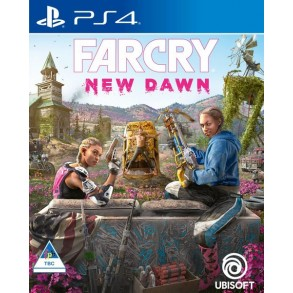 Far Cry: New Dawn PS4