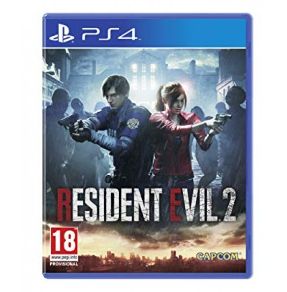 Resident Evil 2 PS4/Xbox One