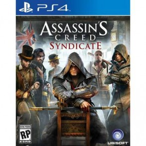 Assassin's Creed: Syndicate  PS4