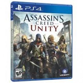 Assassin's Creed Unity PS4 Rabljena