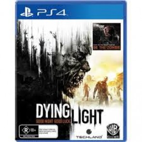 DYING LIGHT PS4  Rabljena