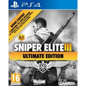 Sniper Elite 3 Ultimate Edition /PS4