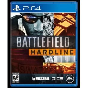 BATTLEFIELD: HARDLINE PS4 Rabljeno