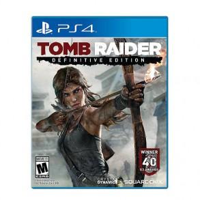 TOMB RAIDER - DEFINITIVE EDITION PS4 Rabljeno