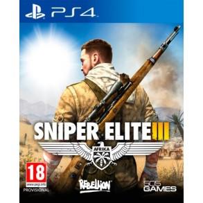 PS4 SNIPER ELITE III ULTIMATE EDITION & 9 DLC PACKS (EU) PS4