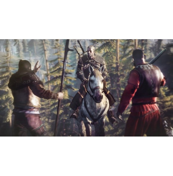 The Witcher 3: Wild Hunt PS4 THE WITCHER 3: WILD HUNT
