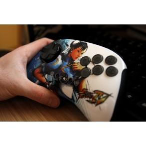 Fightpad Street Fighter IV Igralni ploščke za pretepačine PS3 brezžični