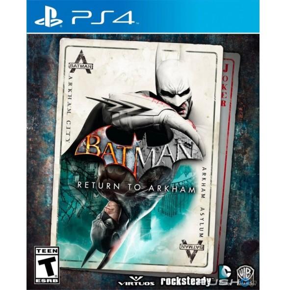 Batman: Return to Arkham  PS4 XBOX ONE