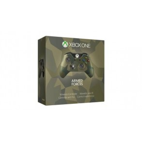 MIDNIGHT FORCES Camouflage coloured Armed Wireless Controller  Xbox One Igralni plošček