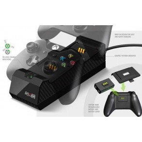 Dual Charge Dock (Game Power) XBox One (Polnilec za Xbox one igralni plošček)