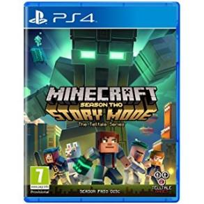 Minecraft Story Mode: Season 2 PS4