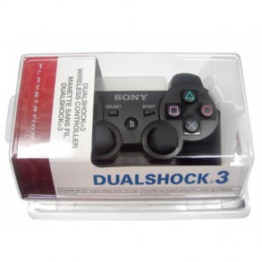PS3 Dualshock brezžični igralni plošček (kompatabilni)