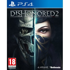 Dishonored 2  PS4 XBOX ONE