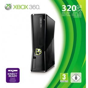 Xbox 360 Slim 320GB original Rabljen