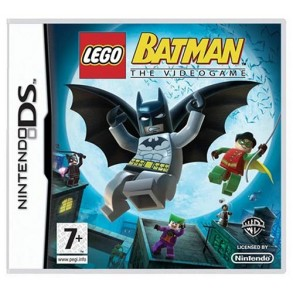 LEGO Batman The Video Game Nintendo DS