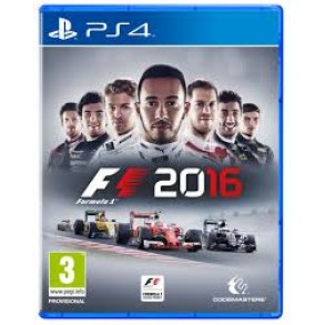 F1 2016  PS4 XBOX ONE