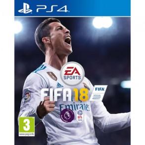FIFA 18 PS4+PLAYGAME 12MESEČNA NAROČNINA+1X PS4 IGRA RABLJENA DO 50EUR