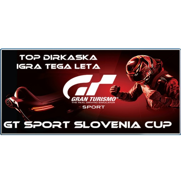 GT SPORT SLOVENIA CUP TEKMOVANJA!