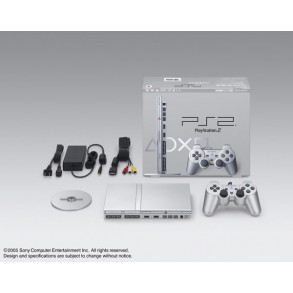 PS TWO PS2 Scph 90004, Silver Limited