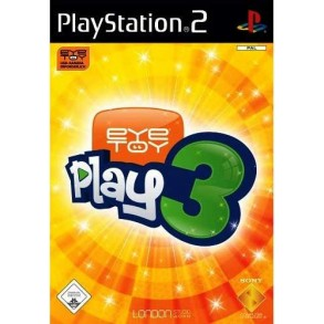 EyeToy: Play 3 PS2