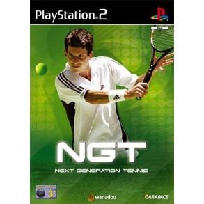 Next Generation Tennis PS2