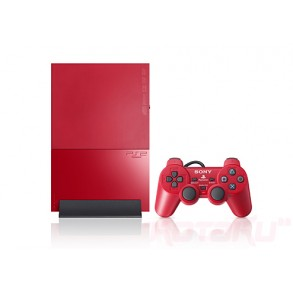 PS TWO PS2 Scph 90004, RED