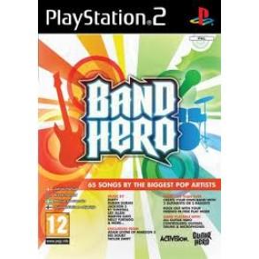 Band Hero PS2