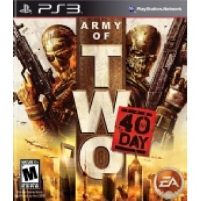 Army of Two 40 Days PS3