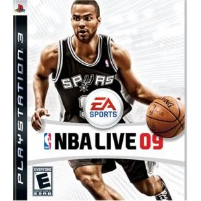 NBA Live 09 PS3