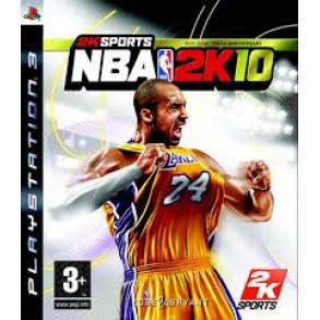 NBA 2K10 PS3