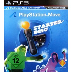 Playstation 3 Move Starter Disc  PS3